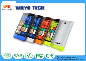 China WZ800 4.0 inch Touch Screen Mobile Phones MT6572 512MB 4gb 3Mp Android 4.2 on sale