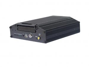 China Wireless 8 Channels Vehicle Mounted Digital Video Recorder, 4 D1 Realtime Network H.264 DVR Camera Kits on sale