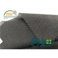 Durability Polyester Woven Interlining For Mens Suit Heavy Fabric