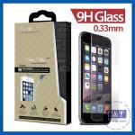 protetor da tela do telemóvel de Anti-choque 9H para Iphone 6 4,7 polegada