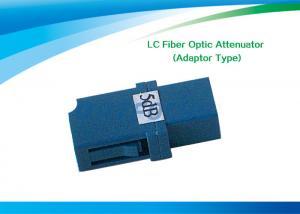 China ST Optic Fiber Adaptor Passive Parts LC Optical Attenuators SM MM 1620nm 1550nm on sale