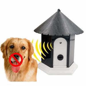 China Modern design Europe ultrasonic bark controller dog training bark control house on sale