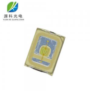 China Small Size SMT Type UV Led Chip 0.5W 365NM 150mA For Toothbrush Sterilization Box on sale