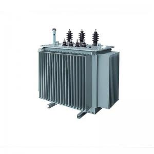 China Iron core power current oil immersed transformer 50hz 10 kva 15kv 380v to 110v low voltage transformer suppliers on sale