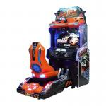 Metal Force Car Racing Arcade Machine 110V / 220V Voltage 200kg Weight Colored