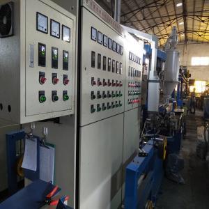 China 65KW  Wire Drawing Machine , Siemens Motor High Speed Wire Stripping Machine on sale