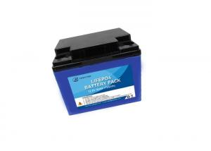 China 60Ah OEM LiFePO4 Rechargeable Battery , 12 Volt Lithium Battery Deep Cycle on sale