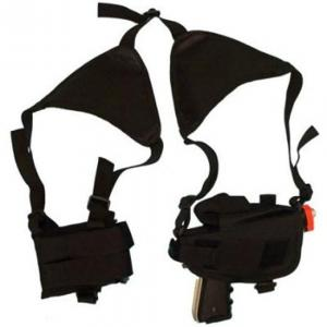 China Nylon Tactical cross draw holster/Axillary holster on sale