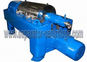 China Horizontal Continuous Decanting Centrifuge Separator With Solid Control Systerm on sale