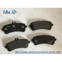 Rear Axle Auto Brake Pads Replacement Mercedes Benz AMG GT GTS C190