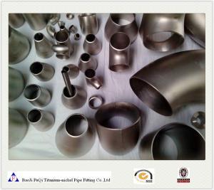 China ASTM B363 gr12 titanium welding fitting on sale
