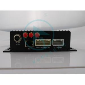 China Industrial Full D1 Vehicle SD Card Mobile DVR Wifi 3g Intercom MDVR on sale