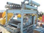 LCS250 × 3 0.75kw 28 - 54のL/S容量の高いクロムの鋳鉄の鋭い泥Desander