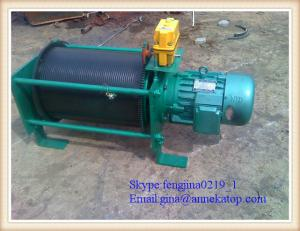 China China famous brand tower crane trolleying motor for sale on sale