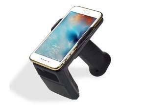 China 0-33dBm Rfid Uhf Handheld Reader , Portable Rfid Reader Writer Rugged Design on sale