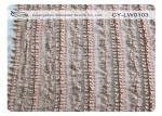 Домашнее лайкра CY-LW0103 хлопка 10% нейлона 50% ткани 40% шнурка простирания тканья