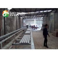 Low Energy Cost High Efficiency Easy Operation Gypsum Cornice Production Line