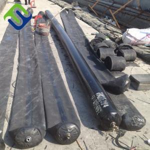 Concrete culvert Inflatable Rubber Airbag concrete pipe construction