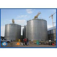 High Capacity 2000 Ton Grain Storage Silo Machine 23.8m*23.8m*34.91m
