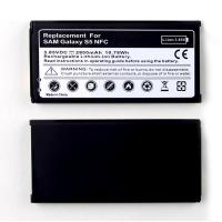 China S5 Samsung Phone Battery Replacement 100% Pure Cobalt 2800mAh Capacity 3.85v on sale