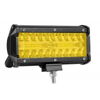China Combo Beam Amber LED Light Bar Offroad , Amber Off Road Lights OEM Service on sale