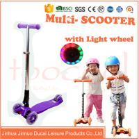 chinese 4 wheel kids children micro maxi plastic scooter