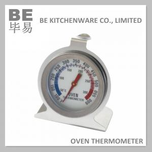 China Heavy duty bimetal oven safe pizza oven thermometer on sale