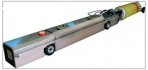 China Easy to operate 300KV 22Ah X - ray Pipeline Crawlers HXPC-100A on sale