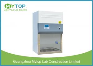 China Desktop Class II A2 Biological Safety Cabinet with Motorized Front Window on sale