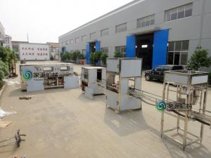 China SS304 Linear 5 Gallon Water Filling Machine , 900bph Water Filling System on sale
