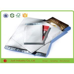 China Shrink Wrap White Kraft Bubble Envelopes 25 X 35cm Bubble Mailing Bags on sale