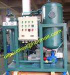 耐圧防爆タービン オイル浄化の単位、タービン オイルの洗い流すシステム、粒子のカウンターNas1638とのオイルのろ過