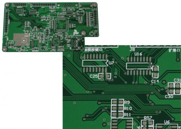 high tg fr4 single sided pcb 94 v0 electronic pcb board withhigh tg fr4 single sided pcb 94 v0 electronic pcb board with immersion tin images