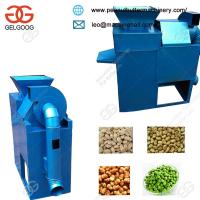 High Efficiency Low Cost Multifunction Beans Peeling Machine For Mung Bean,Lentil