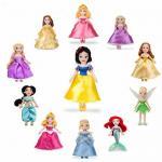 Princess Кукла Шарж Stuffed Игрушка Дисней 12 дюймов для малышей, детей