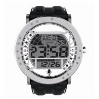 China Outdoor Sports Waterproof Multifunctional Digital Watch Alloy Case LCD Display on sale