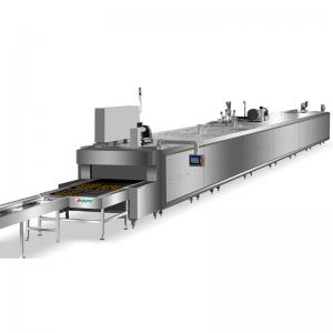 China Automatic gas bakery tunnel oven for bread on sale