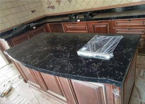 Quality Veins Luxury Quartz Prefab Stone Countertops For Kitchen Dinning  Table For Sale ...