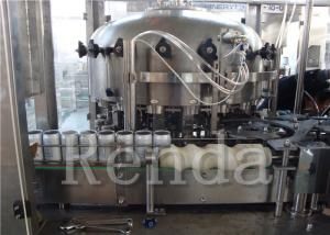 China Carbonated Beverage Packaging Machine Pop Easy Can Filling Machine Automatic Bottle on sale