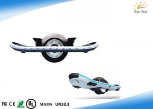 China Bluetooth E-Wheel Scooter , LED One Wheel Electric Skateboard Self balancing Hoverboard on sale
