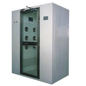 China Dust Free Room / Clean Room Air Shower With Painted Steel Customized Size on sale