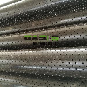 China API Perforated Casing Pipe Oasis  With Great Quality on sale