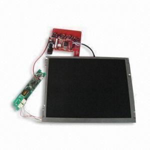 China módulo de TFT LCD de 12,1 pulgadas con la resolución de los pixeles 1024x768, entrada de VGA/RCA/BNC, pantalla táctil disponible on sale