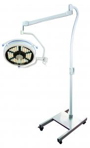 China Movable Medical Portable 120000 Lux Led Surgery Light Operating Room Lamp on sale