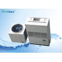 Rotary Compressor Packaged Air Conditioner Free Blow Ducted Type For School