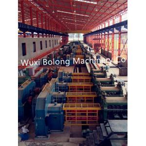 China Le type rotatoire moteur à courant alternatif de la machine une de laminoir à chaud conduit six on sale