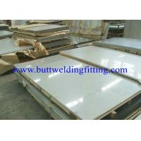 ASTM B443 AMS 5599 BS3072 Stainless Steel Plate SGS / BV / ABS / LR / TUV / DNV / BIS / API