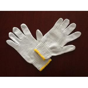 China gants fonctionnants de coton : 7/10/13 PVC de G POINTILLE des gants on sale
