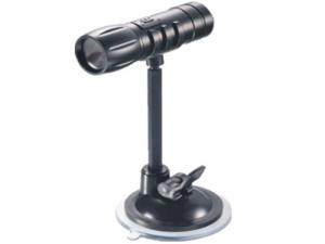 China High Definition Led Flashlight Camera Recorder With 400Mah Lithium Battery For Car on sale