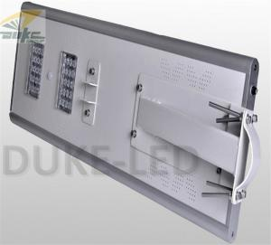 China 12V 60W 6600Lm Outdoor LED Solar Light / Solar Driveway Lights High Brightness No Glare   on sale